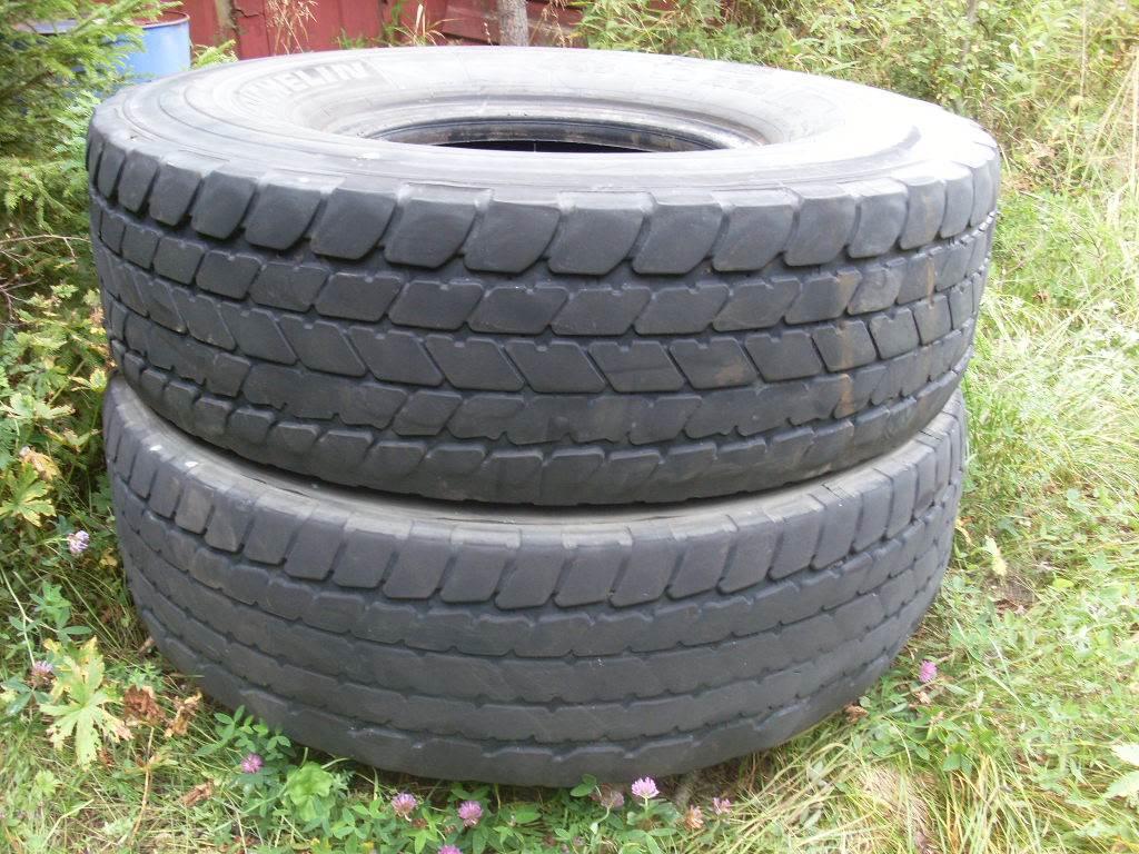 Michelin 445/95R25, Kranar, delar och tillbehör, Entreprenad