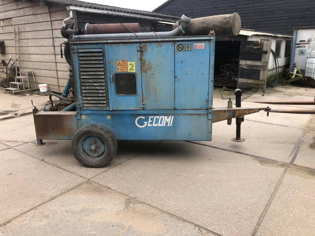 Gecomi Motorpompset, Irrigatie pompen, All Used Machines
