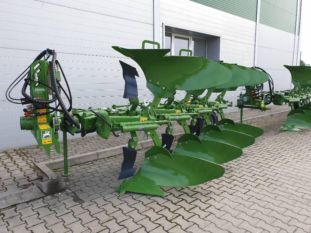 Amazone Cayros XMS 950 VS, Pługi, Maszyny rolnicze