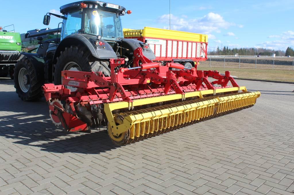 Pöttinger TerraDisc 6000, Ketasäkked, Põllumajandus