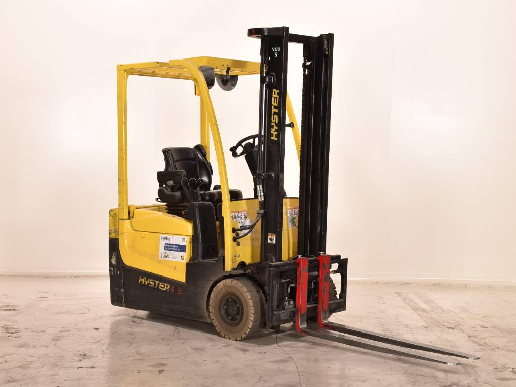 Hyster A1.5XNT, Electric counterbalance Forklifts, Material Handling