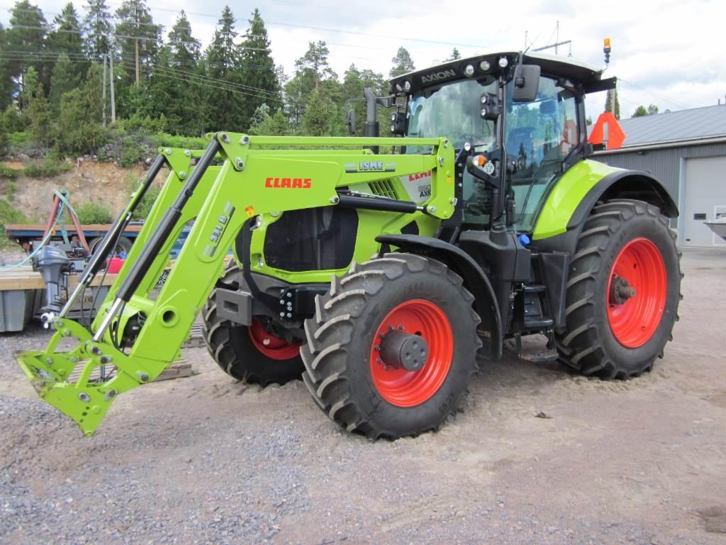CLAAS AXION 850 HEXASHIFT, Traktoriai, Žemės ūkis