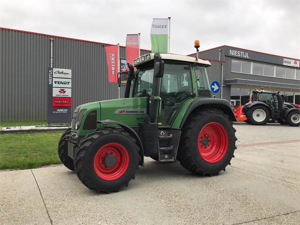 Fendt 409V, Tractoren, Landbouw