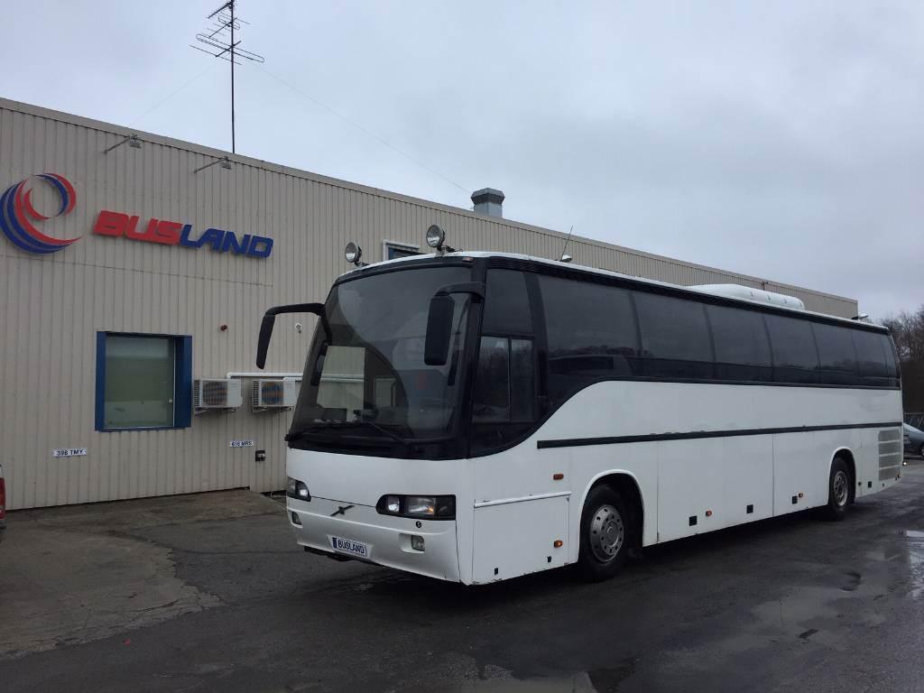 Volvo B12 Star 502, Kaugsõidubussid, Transport
