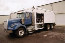 [Other] Lube Oil Van Body Truck TO140, Fuel Lube Trucks, Trucks and Trailers