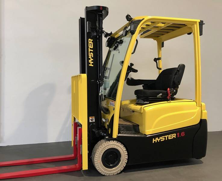 Hyster J1.6XNT MWB, Electric counterbalance Forklifts, Material Handling