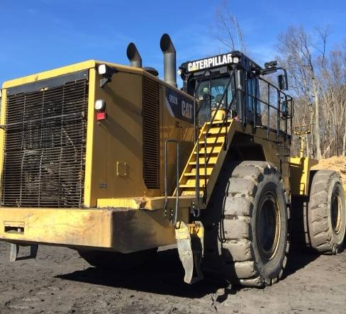 CAT 992K HL  L275, Wheel Loaders, Construction Equipment