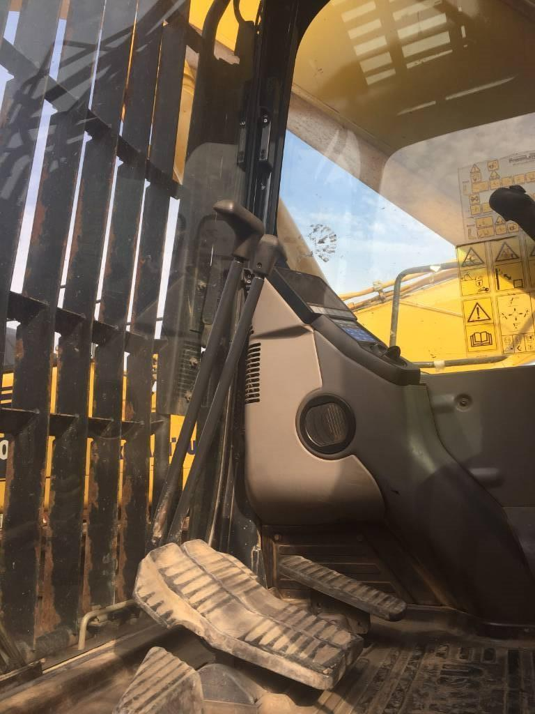 Komatsu PC360LCD-11, Crawler Excavators, Construction Equipment