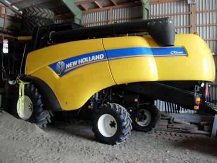 New Holland CX 5080 SCR, Leikkuupuimurit, Maatalous