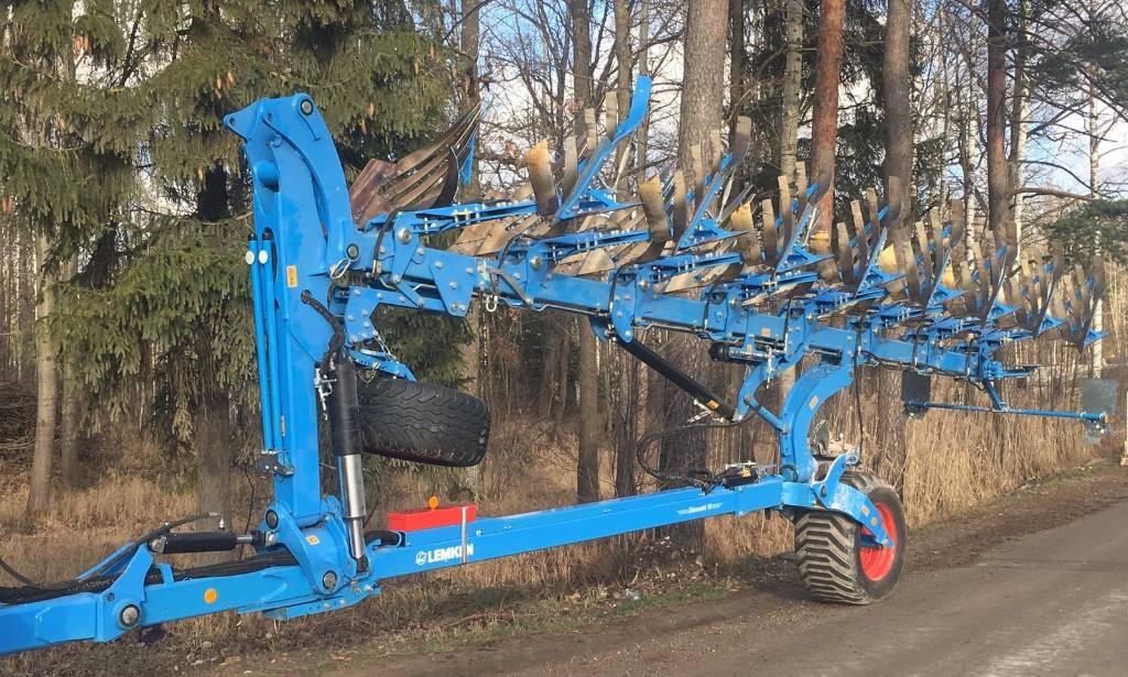 Lemken VARIDIAMANT 16VT 7+1 L100, Reversible ploughs, Agriculture