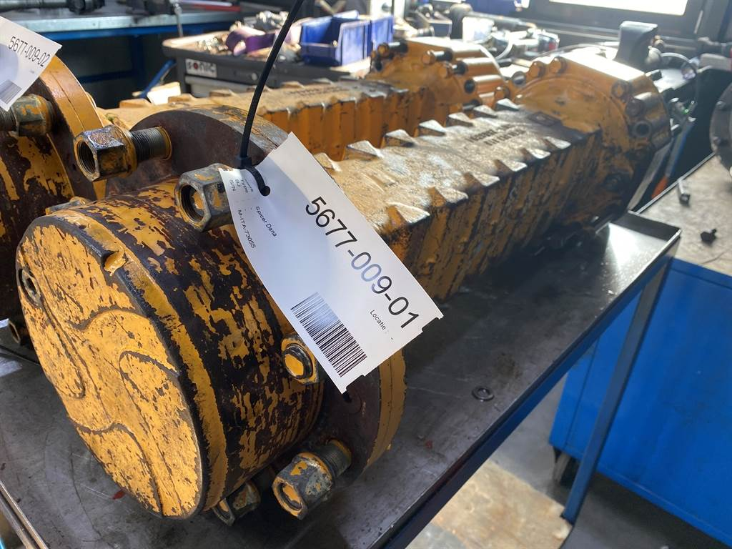 Liebherr L514 - 10333090 - Final drive/Endantrieb