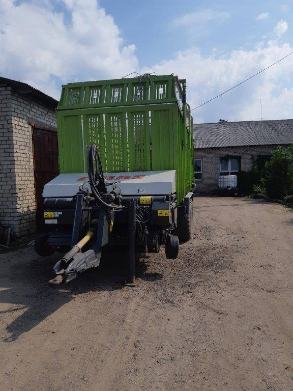 CLAAS Quantum 5700 SP, Self loading trailers, Agriculture
