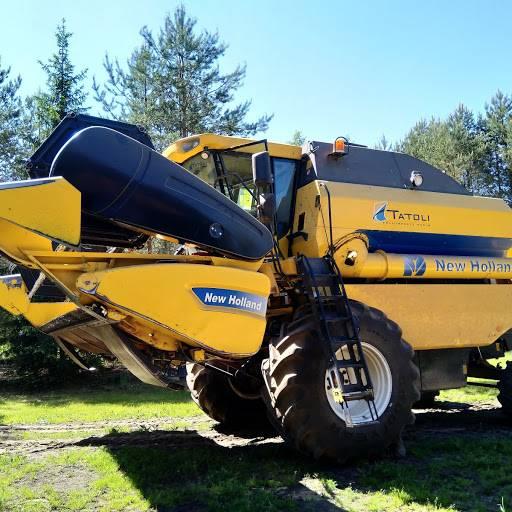 New Holland TC5070, Kombainid, Põllumajandus
