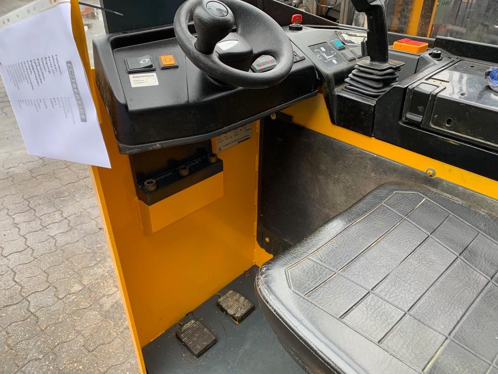 Jungheinrich ESC316, Reachtruck, Trucks