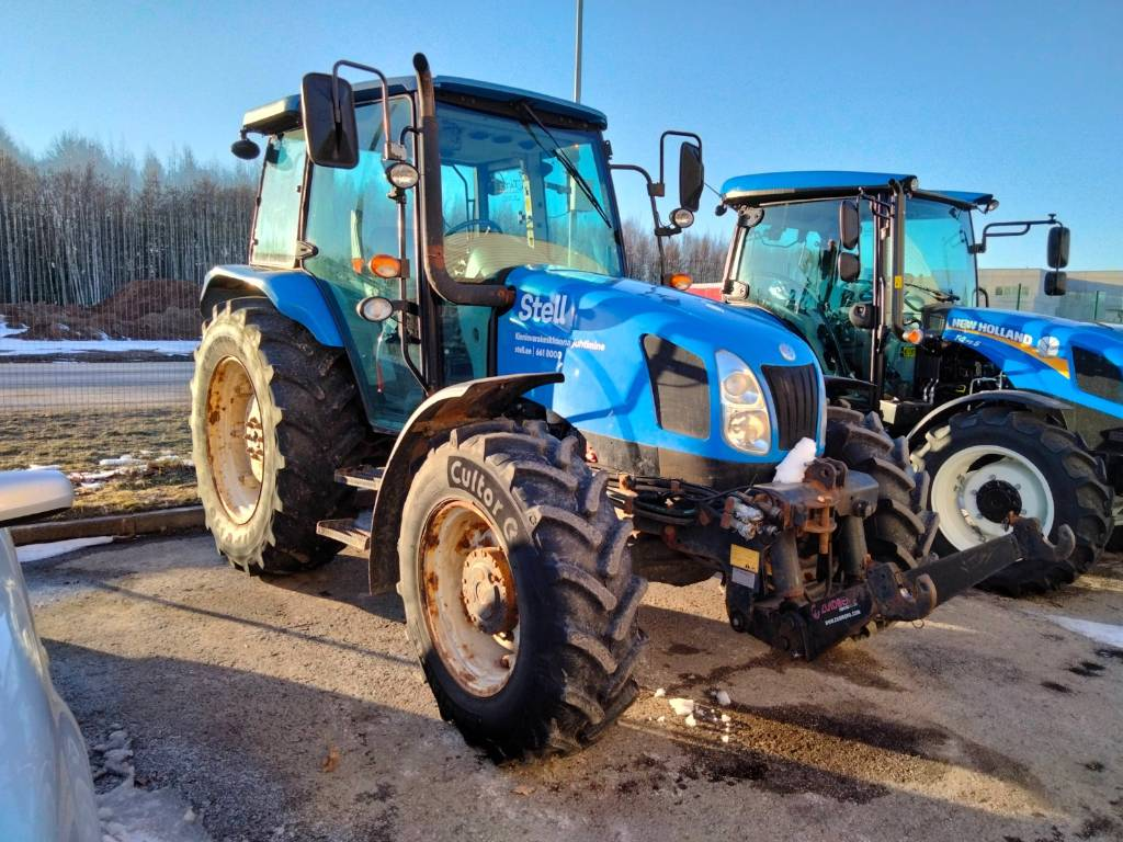 New Holland T 5050, Traktorid, Põllumajandus