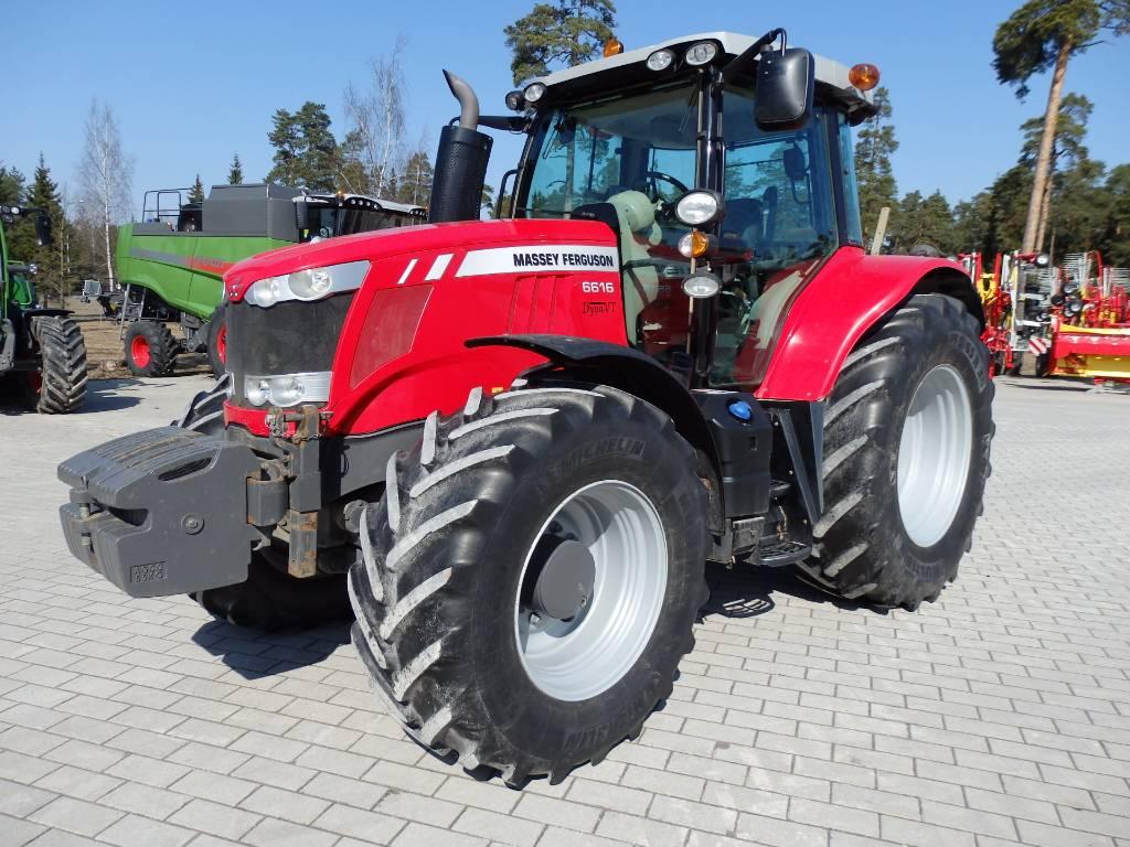 Massey Ferguson 6616, Traktorid, Põllumajandus