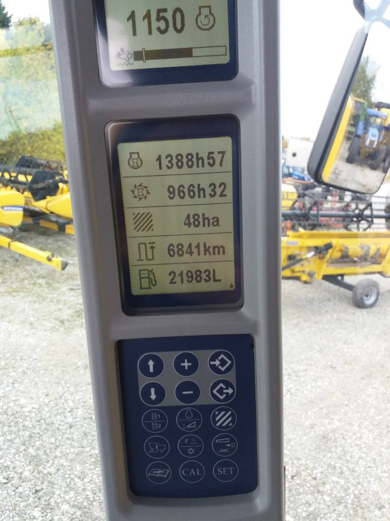 New Holland TC 5.90 RS, Kombainid, Põllumajandus