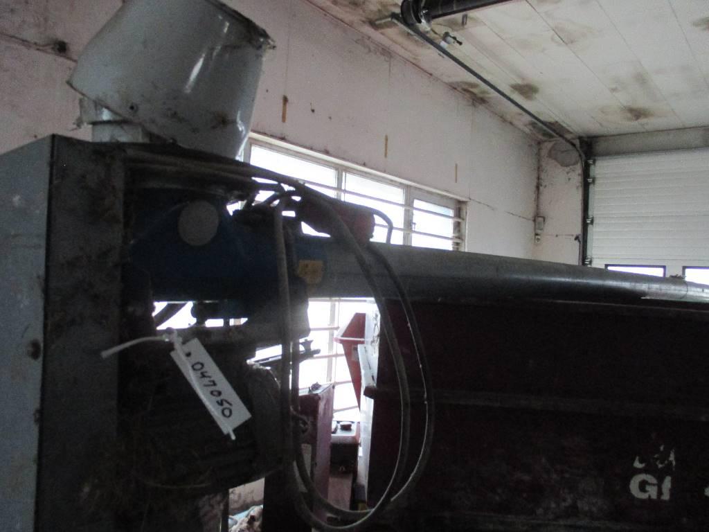 Kongskilde DGA102 7 m kornsnegl, Andre landbrugsmaskiner, Landbrug