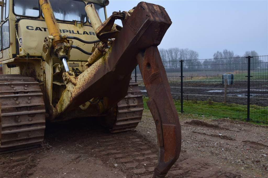 Caterpillar D 9 G, Dozers, Construction