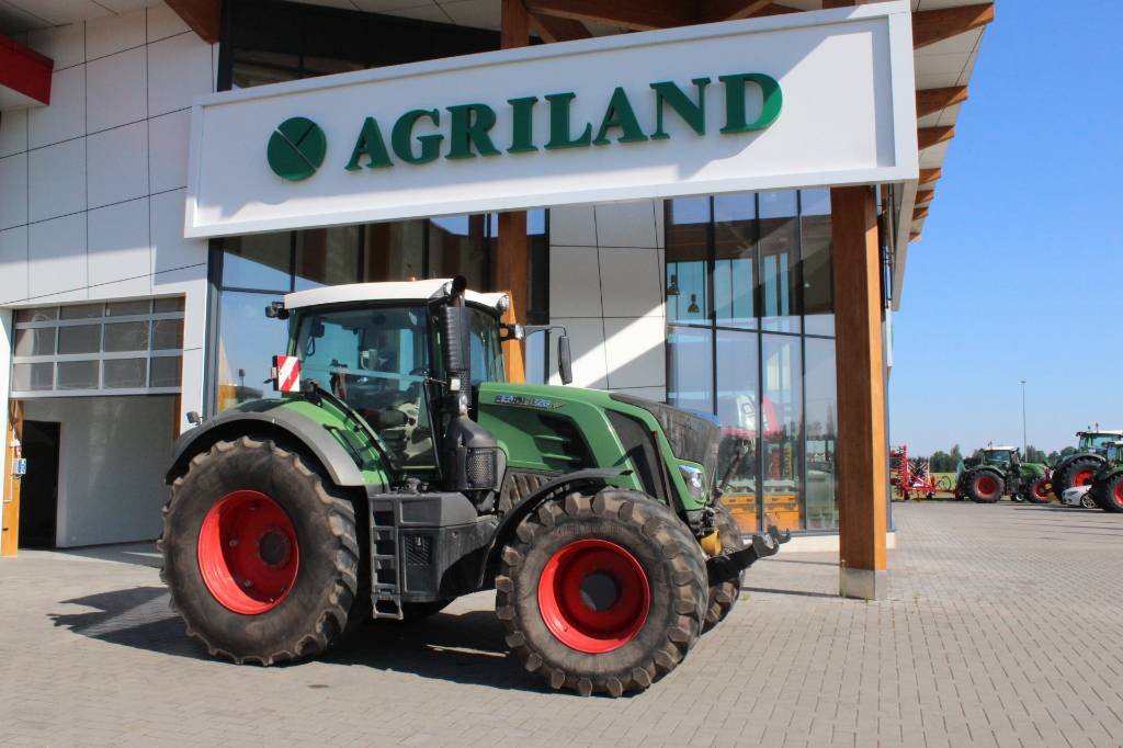 Fendt 828 S4 Profi Plus, Traktorid, Põllumajandus