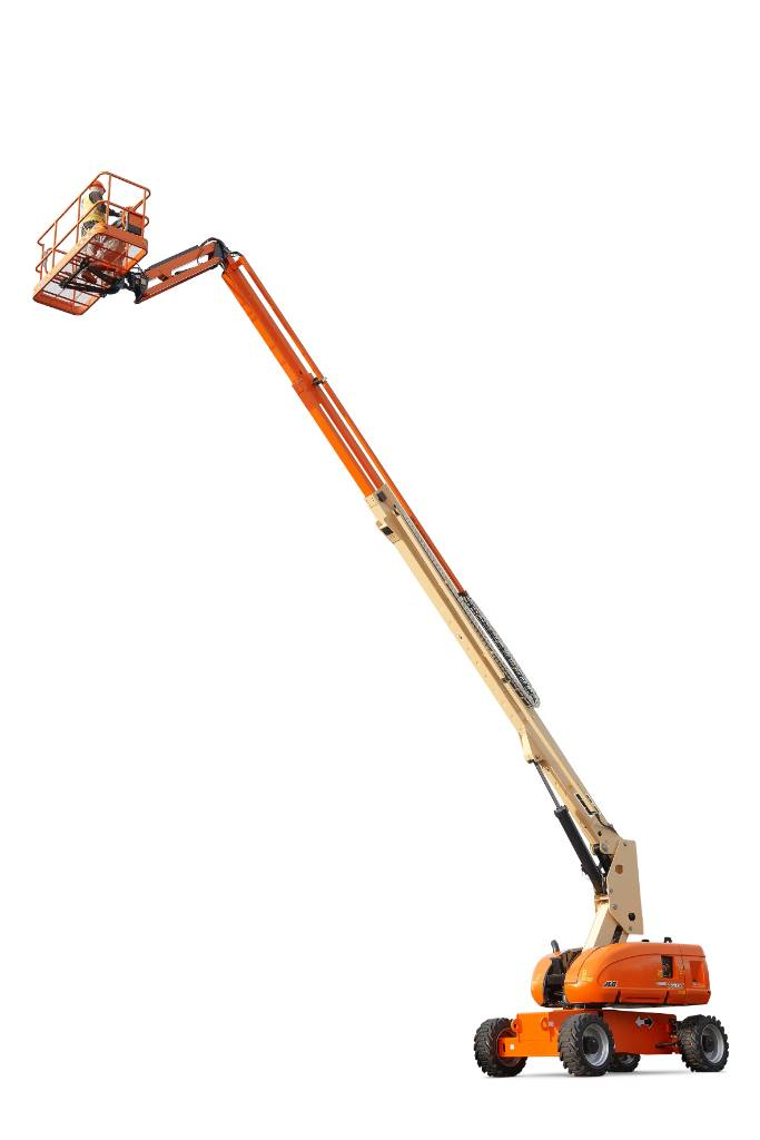 JLG 860SJ, Boom Lifts, Construction