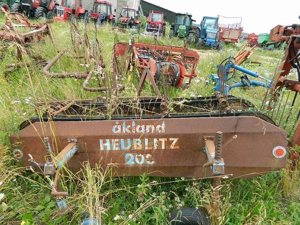 [Other] Heublitz 200, Grābekļi, Lauksaimniecība