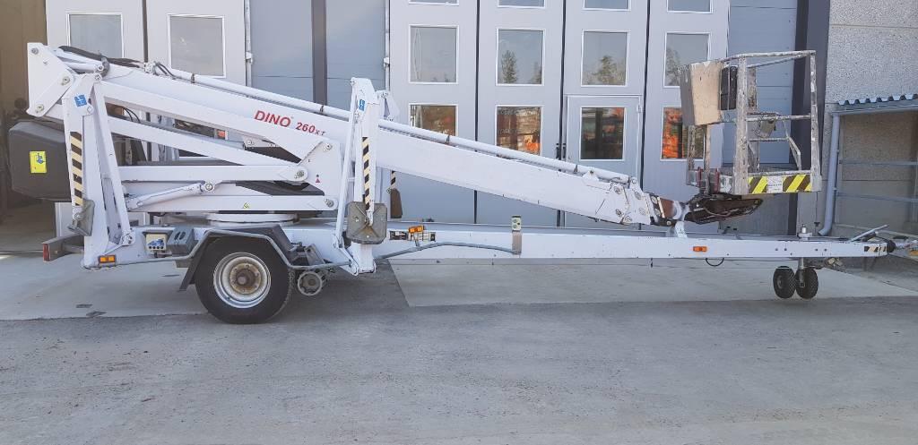 Dino 260 XT, Skylift, Entreprenad