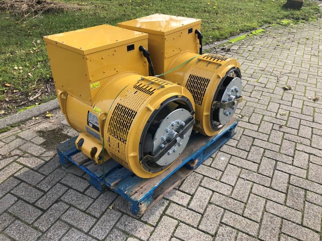 Mecc Alte ECO38 3S4 - Gen End - 219 kVa - Arr. 492-6660, Generator Ends, Construction