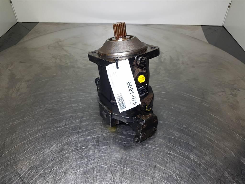 Rexroth A6VM107HA1U1/63W - Ahlmann AZ85 - Drive motor