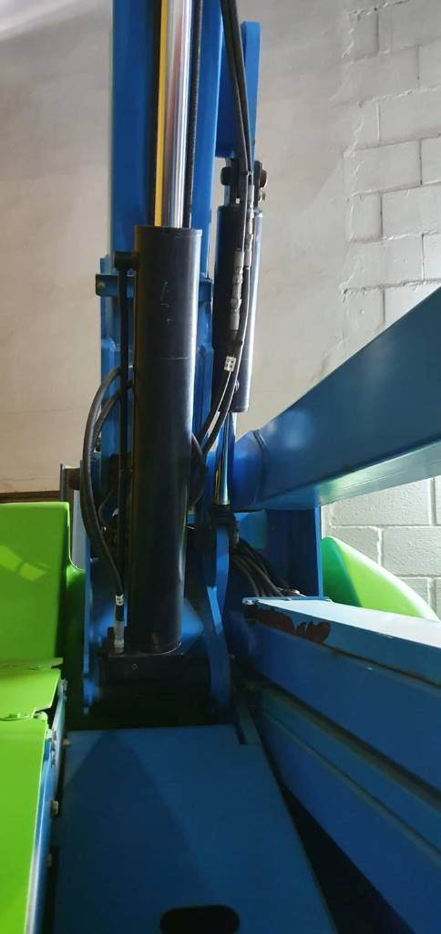 Genie Z 40/23 N RJ, Plataforma de trabajo articulada, Construcción