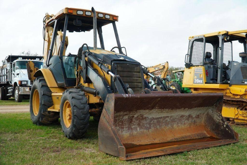 Caterpillar 420D IT, Backhoe Loaders, Construction Equipment