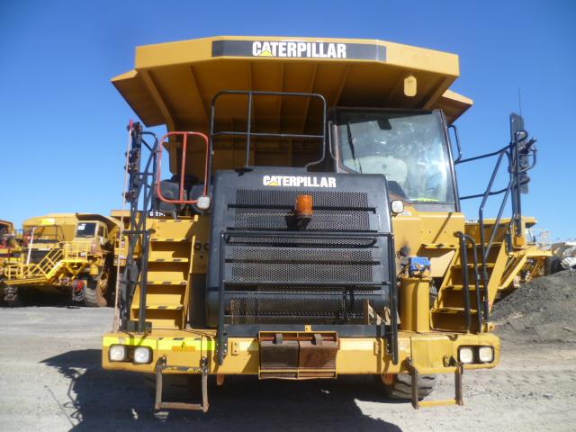 Caterpillar 773F  H313, Rigid dump trucks, Construction Equipment