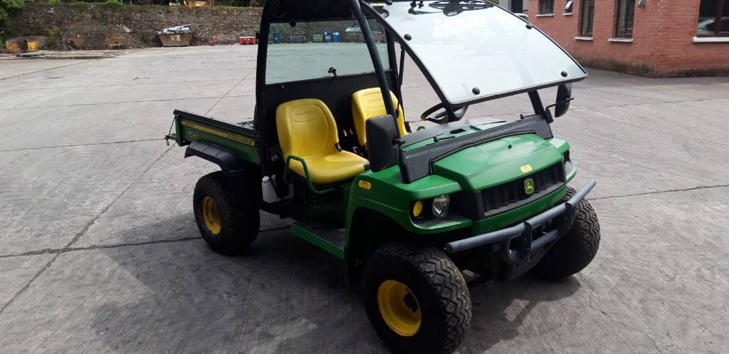 John Deere Gator HPX, Utility Machines, Grounds Care