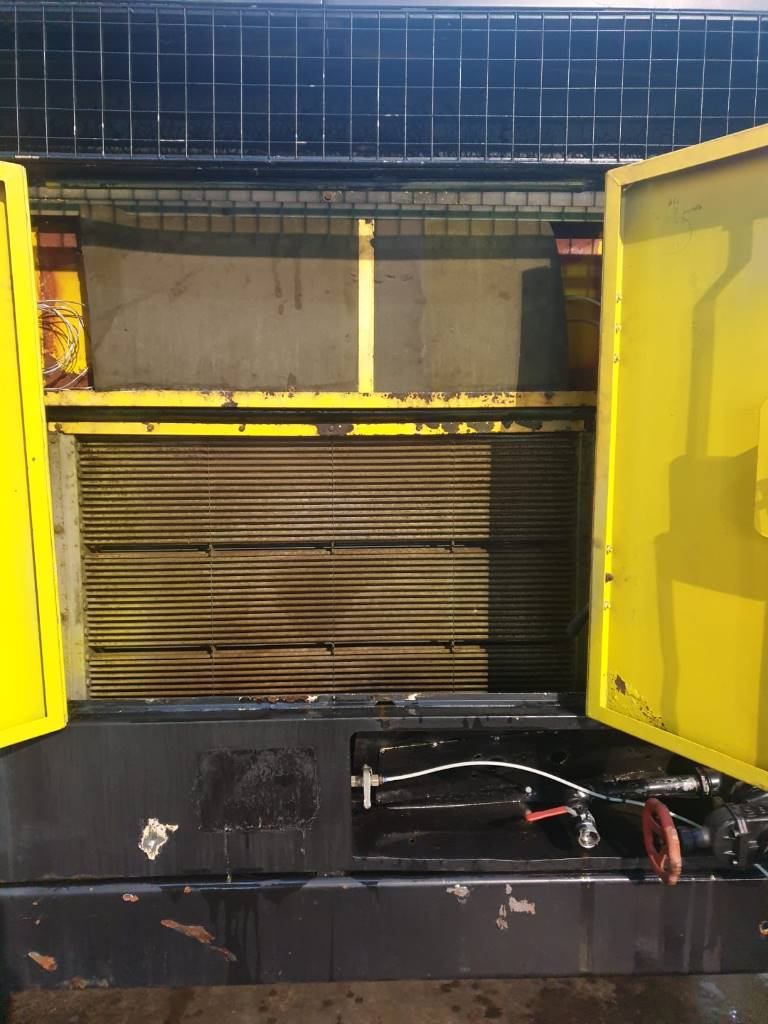 Atlas Copco PTHS 1200 OIL FREE, Compresores, Construcción