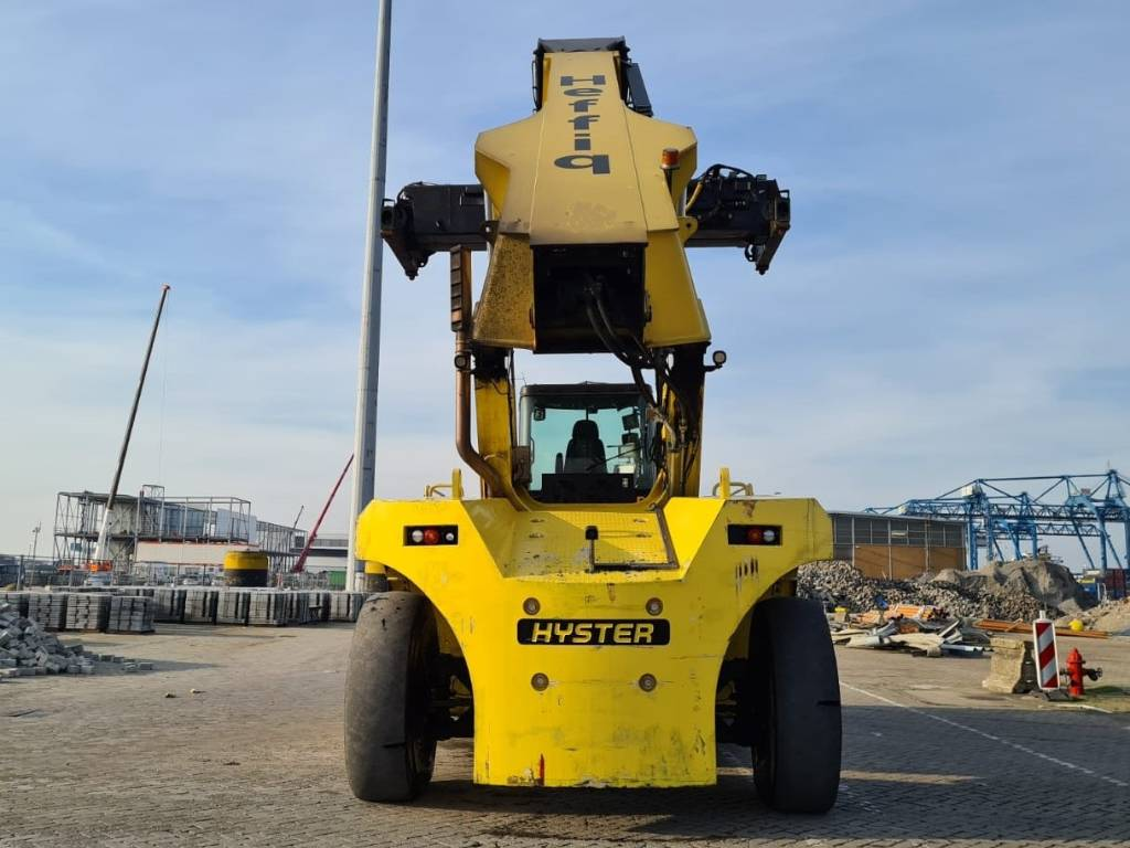 Hyster RS45-31CH, Reach Stackers, Material Handling