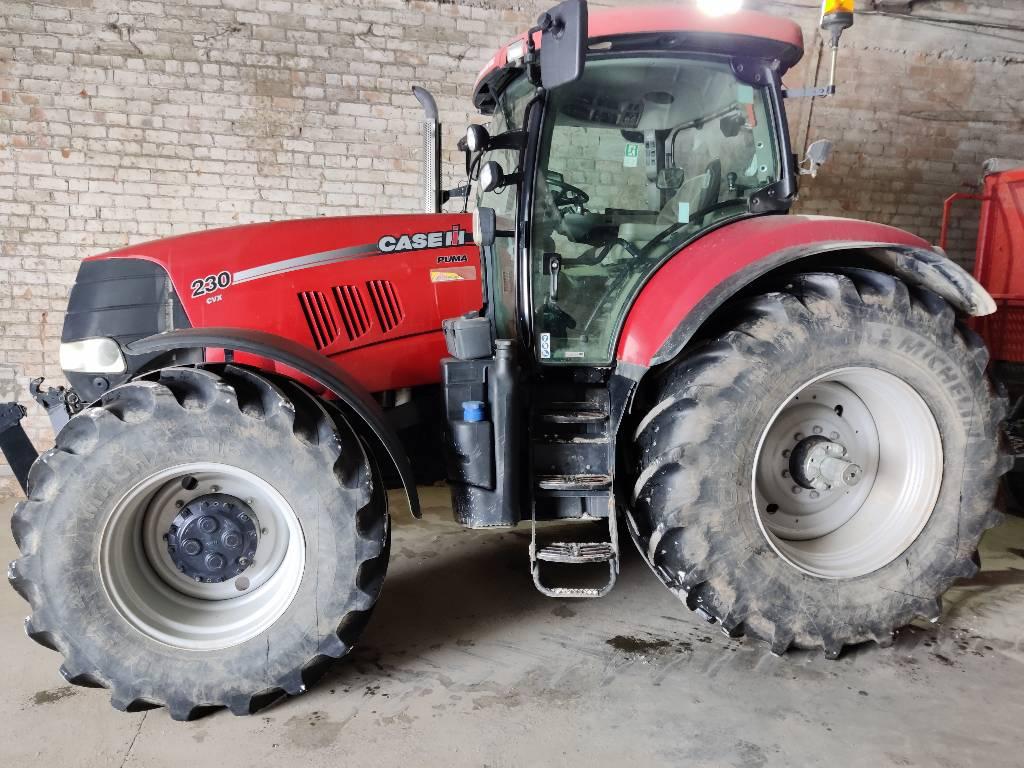 Case IH Puma 200 CVX, Traktorit, Maatalouskoneet