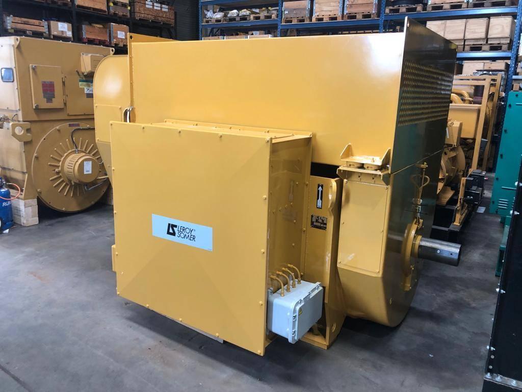 Leroy Somer LSA 54 S75/4P - Generator End - 2000 kVa, Generator Ends, Construction