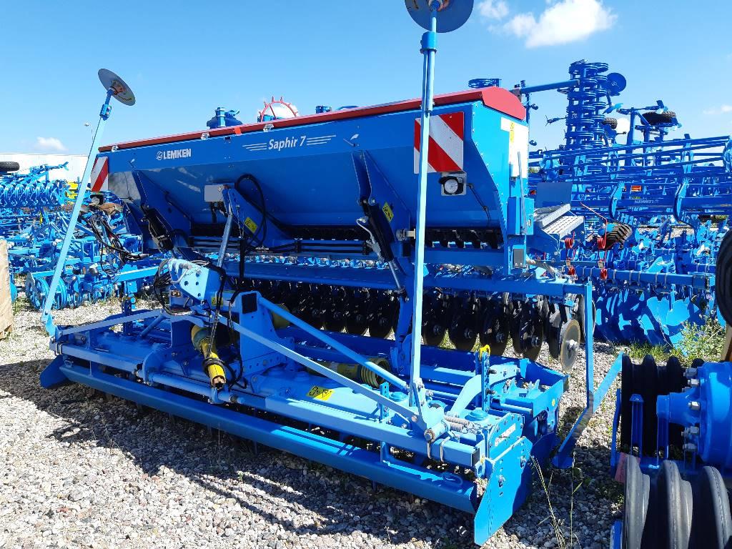 Lemken Zaphir 7-400DS +Zirkon 8-400, Külvikud, Põllumajandus
