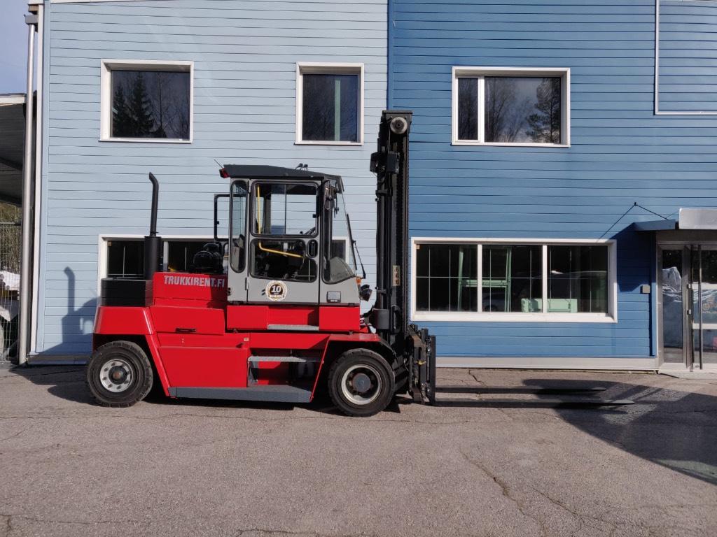 Kalmar DCD 90-6LH, Dieseltrukit, Materiaalinkäsittely