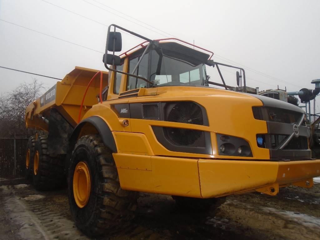 Volvo A40GFS, Articulated Dump Trucks (ADTs), Construction Equipment