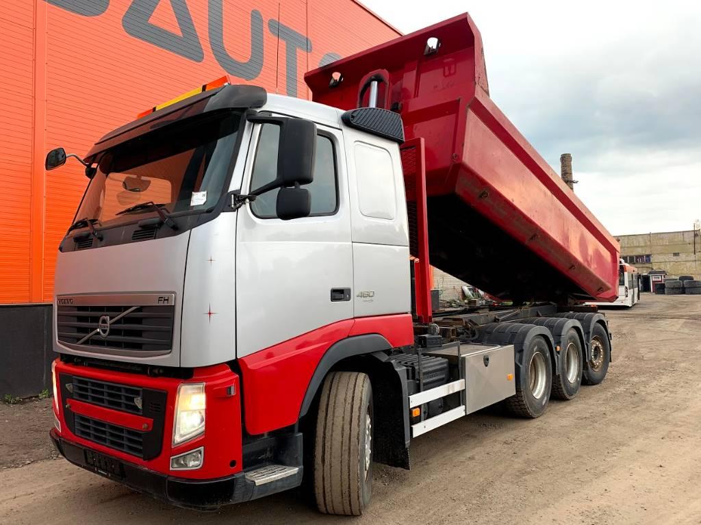 Volvo FH13 460 8x4 Euro 5, Dump Trucks, Trucks and Trailers