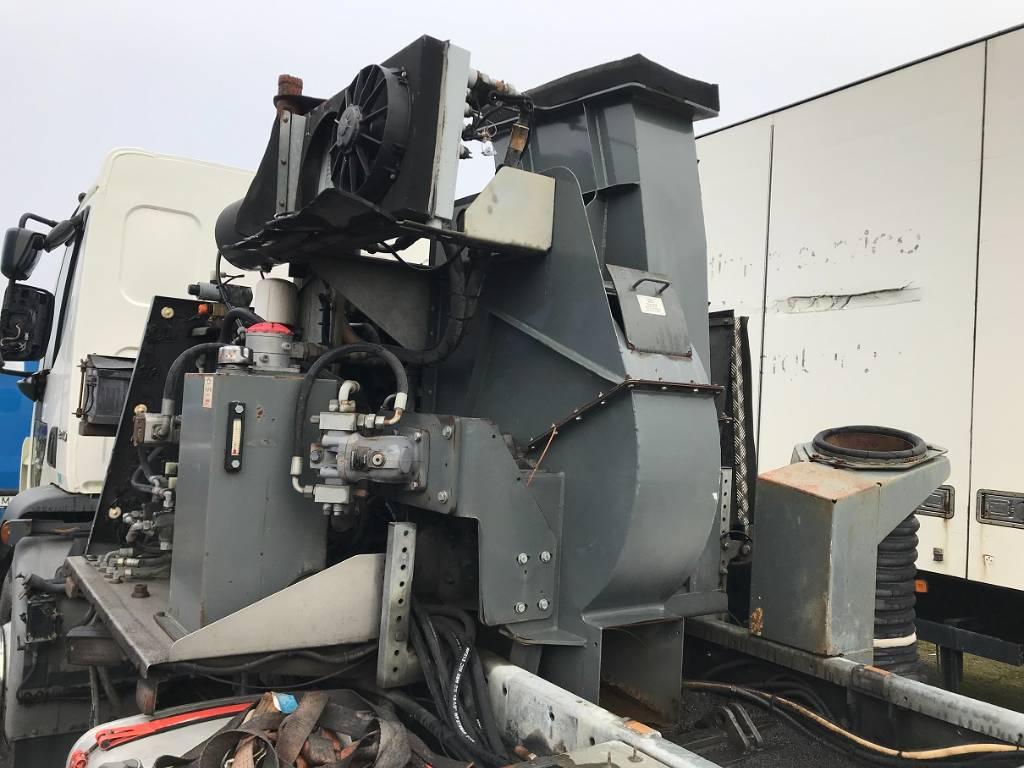 [Other] CITYFANT 60 OM904LA REXROTH, Sweeper trucks, Trucks and Trailers
