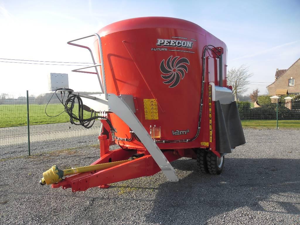 Peecon Mengvoerwagen, Voermachines, Landbouw