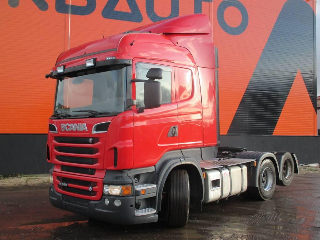 Scania R560 6X2 RETARDER, Conventional Trucks / Tractor Trucks, Trucks and Trailers