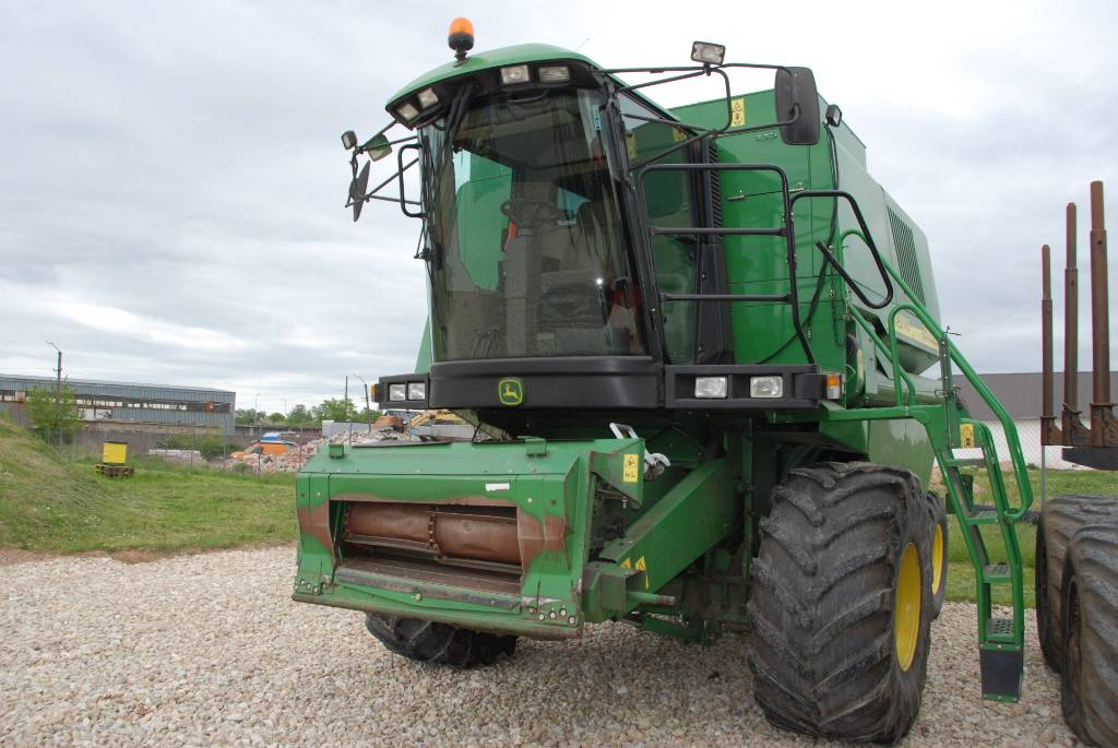John Deere 1450 WTS, Combine harvesters, Agriculture
