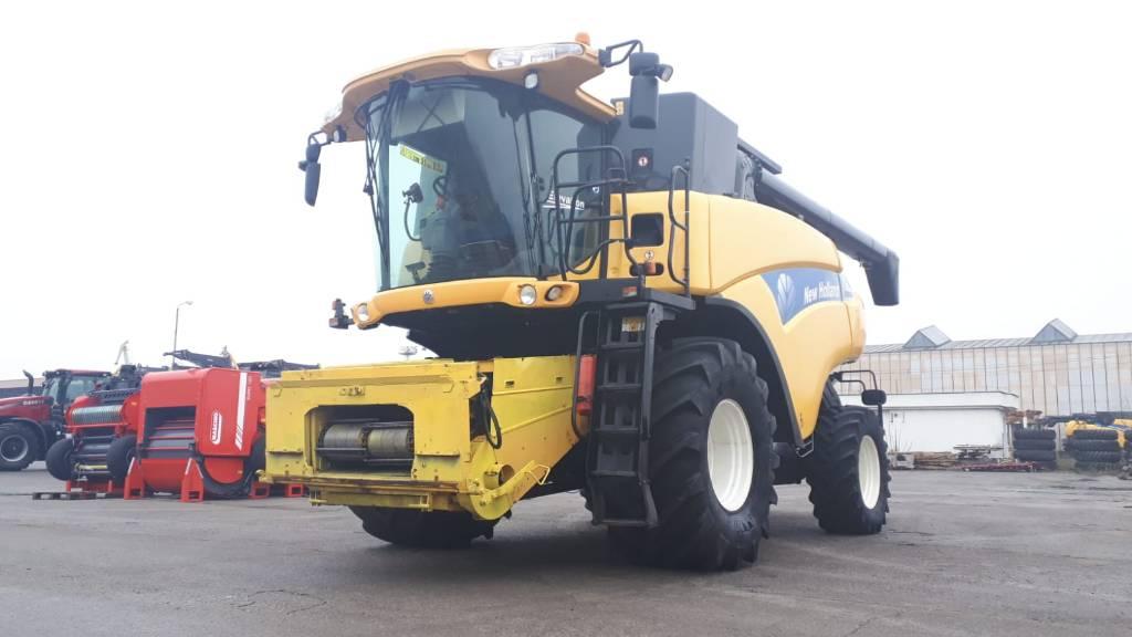 New Holland CR 9060, Combine de secerat, Utilaje agricole