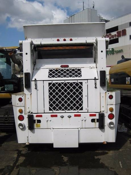 JOHNSTON 4000, Sweepers, Groundcare