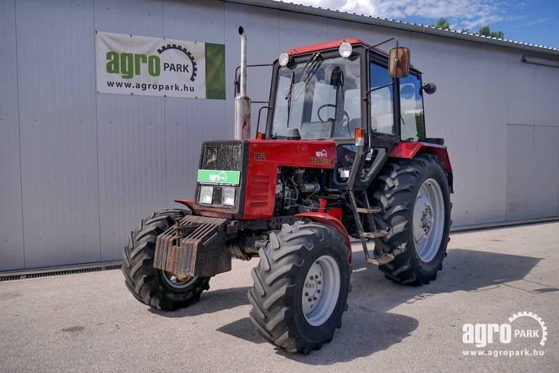 MTZ Belarus 952 with 5994 hours, synchronous transmission