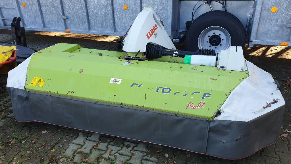 CLAAS Corto 275 F, Mowers, Agriculture