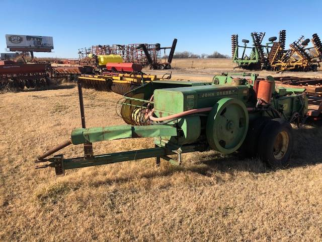 John Deere 224 T, Round Balers, Agriculture